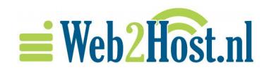 Web2Host Webhosting